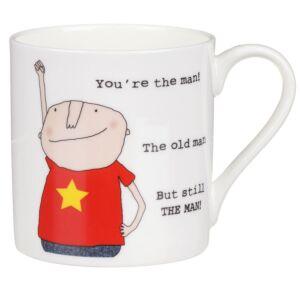 You're The Man Mug