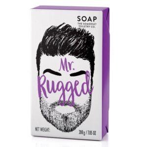 Mr Rugged Soap 200g