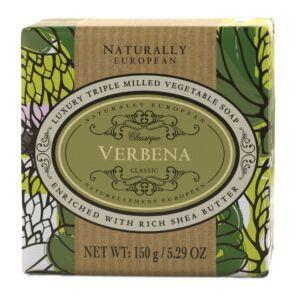 Naturally European Verbena Soap 150g