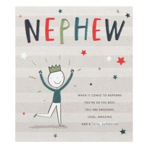 Tinklers Nephew Birthday Card