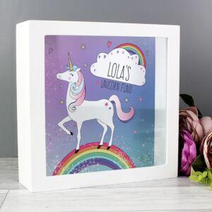 Personalised Unicorn Fund Box