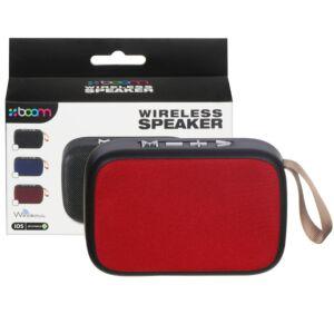 Boom Wireless Bluetooth Speaker