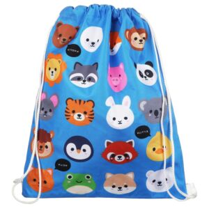 Cutiemals Animals Drawstring Bag