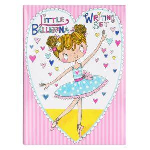 Little Ballerina Writing Set