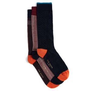 REDPACK Pack of Three Socks