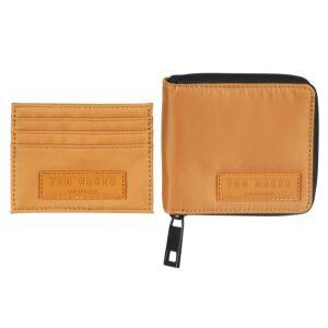 NEALSET Mustard Yellow Wallet Gift Set