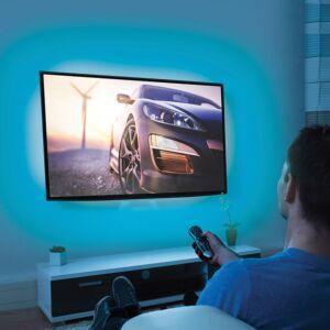 LED TV Strip Light Kit