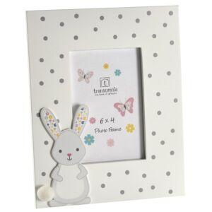 Rosie Rabbit Freestanding Photo Frame 6x4
