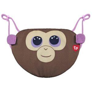Coconut Beanie Boo Kid's Face Cover