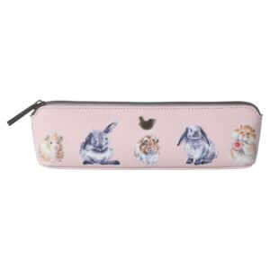 'Piggy In The Middle' Pencil Case/Brush Bag