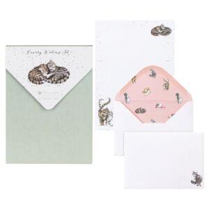'Feline Good' Cat Letter Writing Set