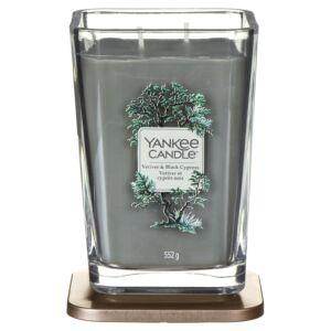 Vetiver & Black Cypress Large Elevation Candle