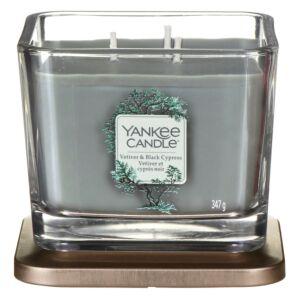 Vetiver & Black Cypress Medium Elevation Candle