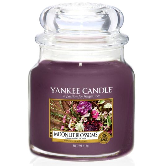 Moonlit Blossoms Medium Jar Candle