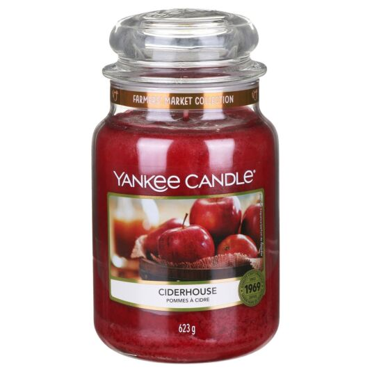 Ciderhouse Large Jar Candle