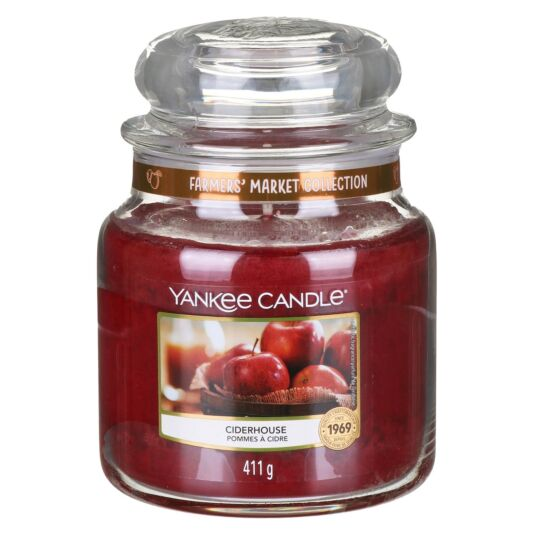 Ciderhouse Medium Jar Candle