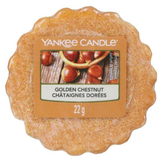 Yankee Candle Golden Chestnut Wax Melt Tart