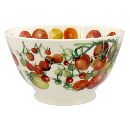 Vegetable Garden Tomato Medium Old Bowl
