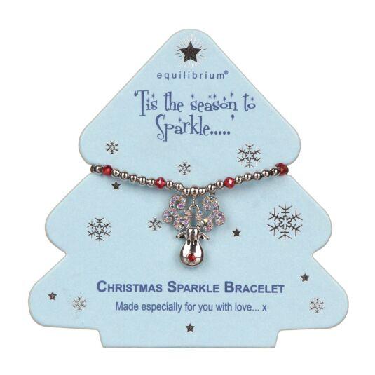 Season to Sparkle Reindeer Bracelet