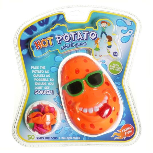 Hot Potato Splash Game
