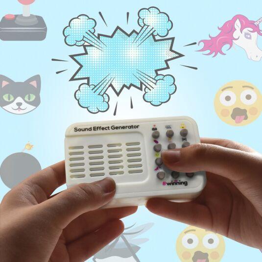 Emoticon Sound Machine