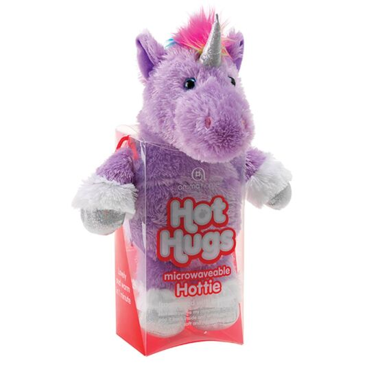 Purple Unicorn Hot Hug