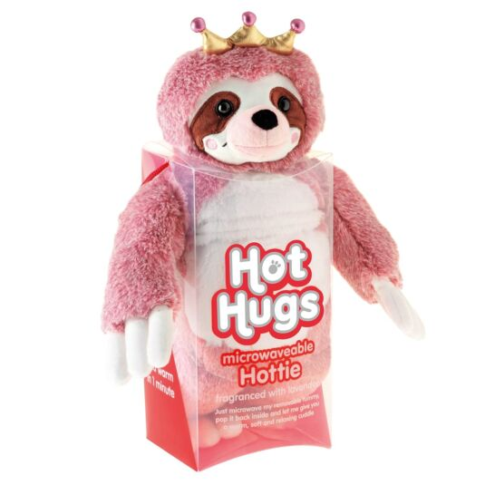 Pink Sloth Hot Hug