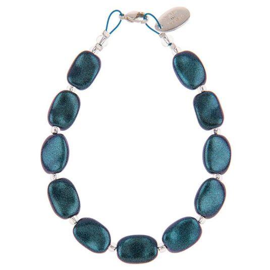Azure Puddle Bracelet