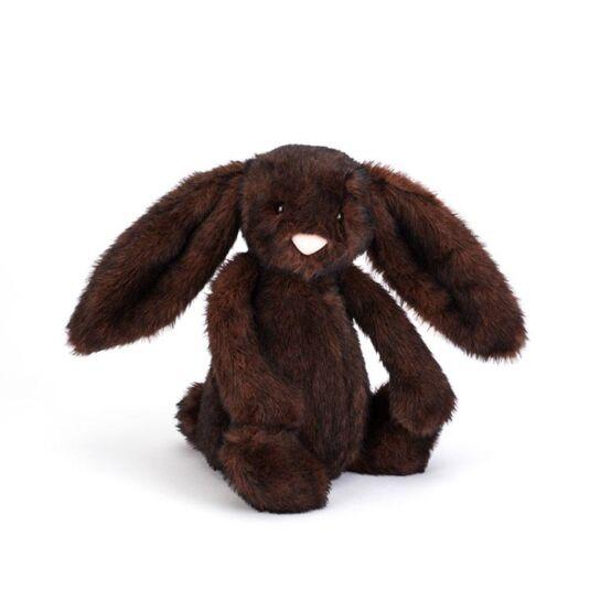 Medium Bashful Walnut Bunny