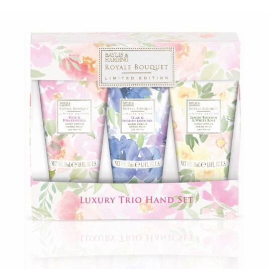 Royale Bouquet Hand Cream Gift Set