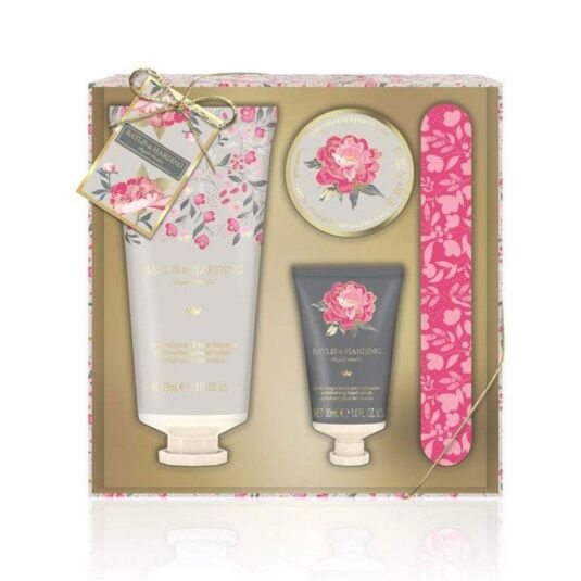 Royale Garden Four Piece Hand Care Set
