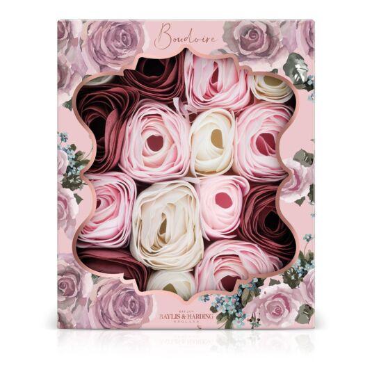 Boudoire Velvet Rose & Cashmere Rose Petal Soap