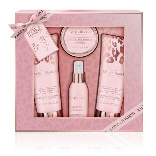 Jojoba, Vanilla & Almond Oil Small Perfume Set