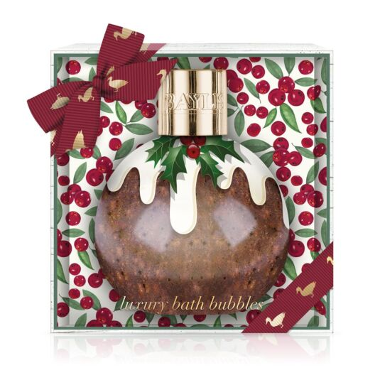 Fuzzy Duck Mulberry & Mistletoe Luxury Bubble Bath Bauble