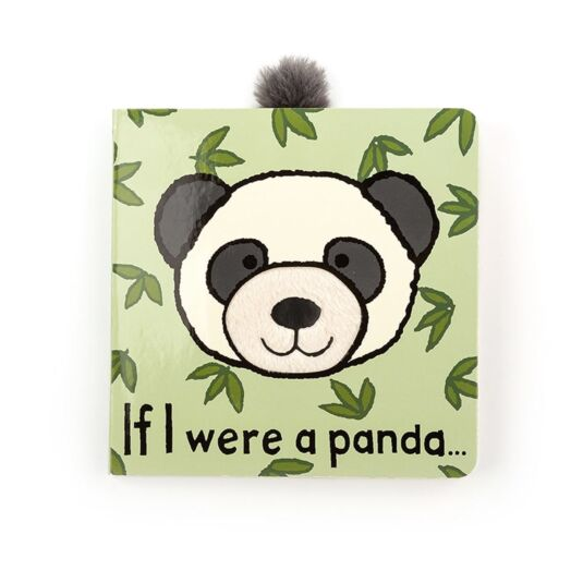 If I Were A Panda Hardback Book