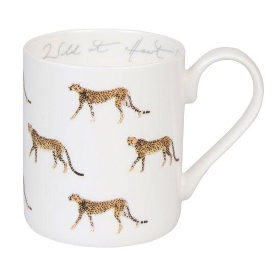 ZSL Cheetah Standard Mug