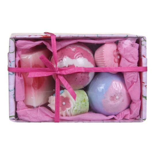 Pretty in Pink Gift Set
