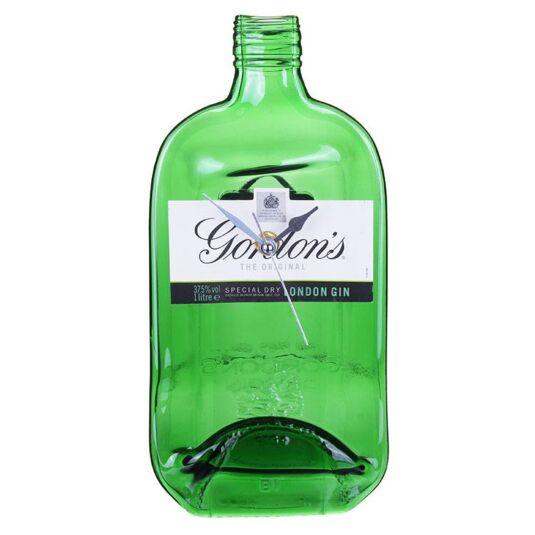 Gordons Bottle Clock
