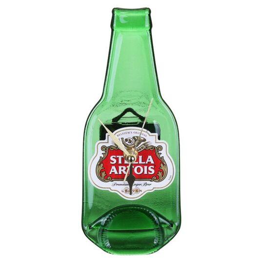 Stella Artois Bottle Clock