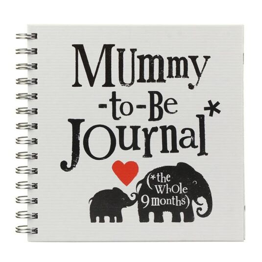 'Mummy-to-be' Journal