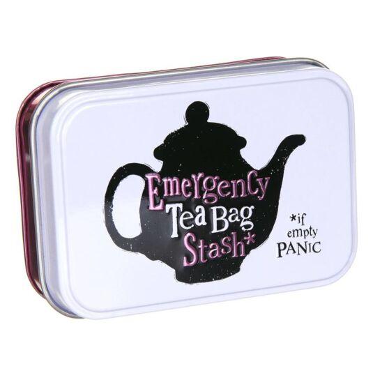 Emergency Teabag Tin