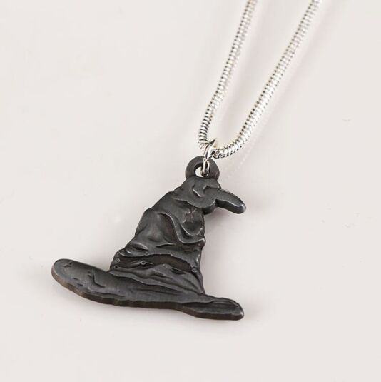 Sorting Hat Necklace