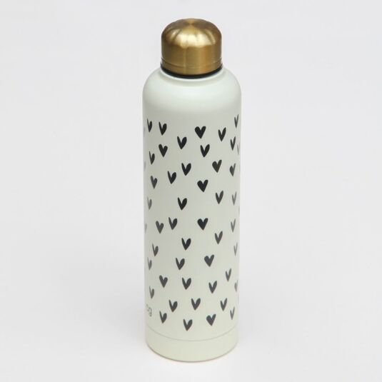 Personalized Custom Be Bold Kate Spade Stainless Steel Water Bottle