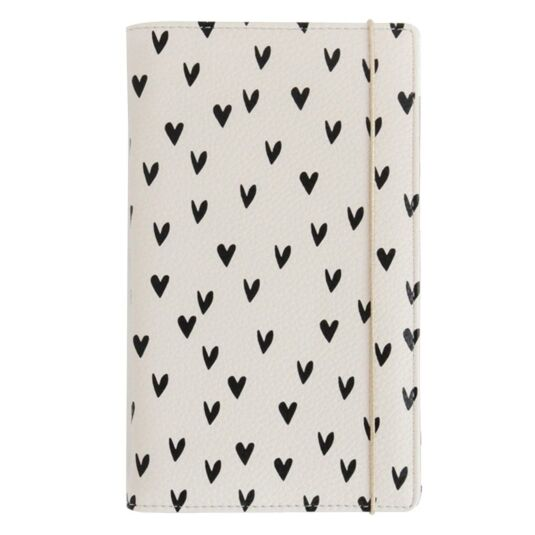 Mini Hearts Travel Wallet