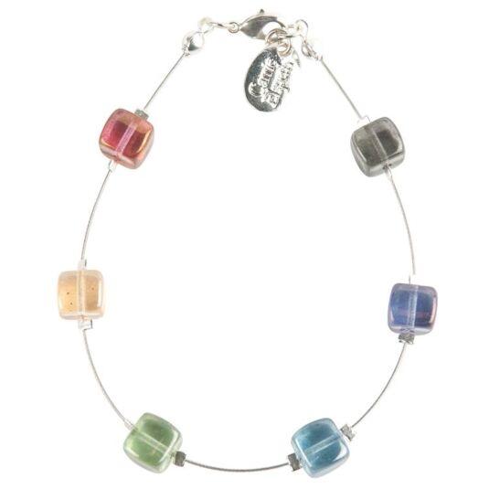 Sorbet Spaced Bracelet