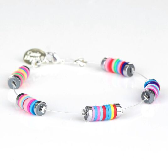 Myriad Spaced Bracelet