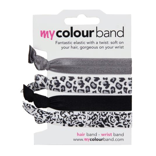 Black Damask Colourbands
