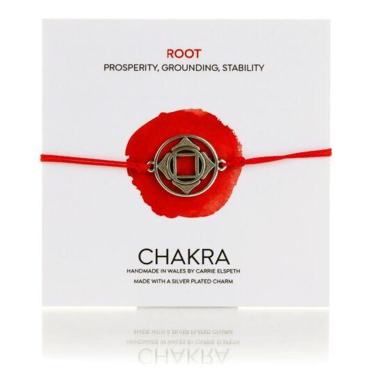 Root Chakra Corded Bracelet