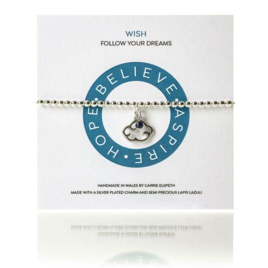 Wish Mantra Bracelet