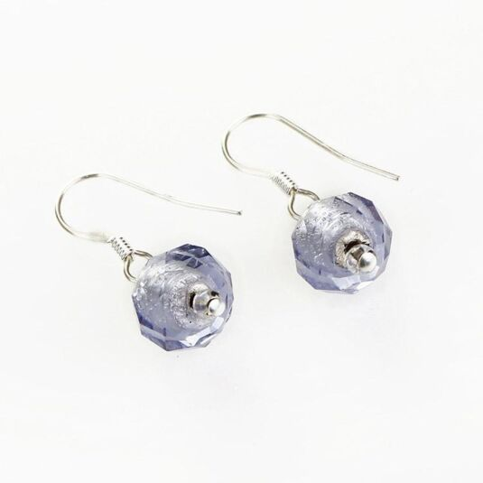 Lavender Radiance Earrings